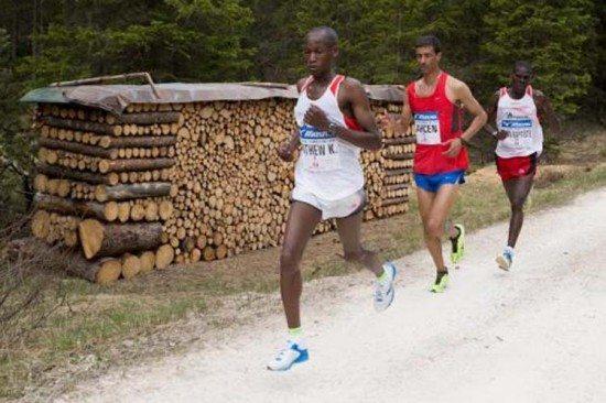 La nona edizione della Belluno-Feltre di 30 km parla africano