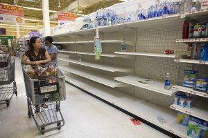 Un Venezuela tristemente allo sbando tra fame e default