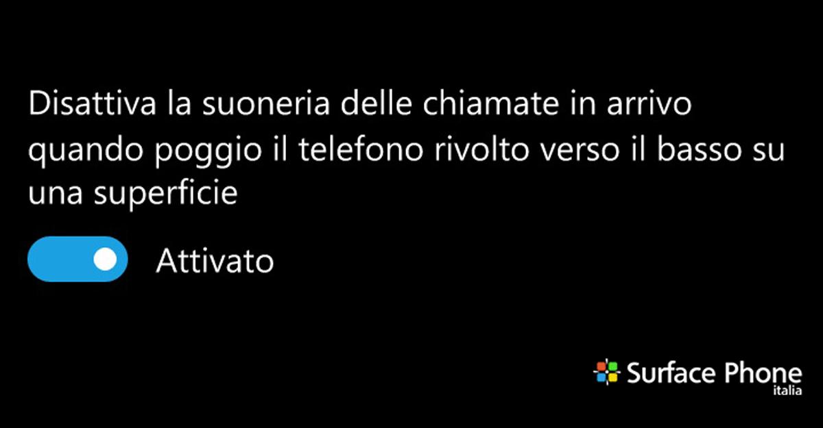 Gesture & Touch si aggiorna su Windows 10 mobile introducendo una novità | Surface Phone Italia