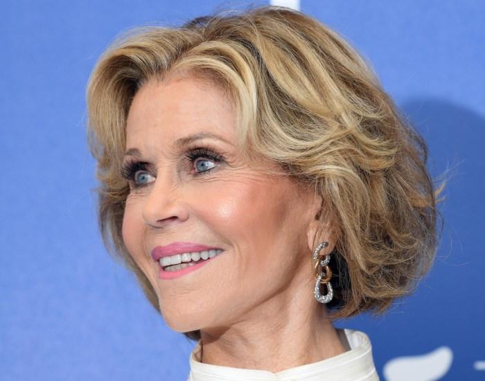 Jane Fonda e Robert Redford premiati con il Leone d'oro alla carriera