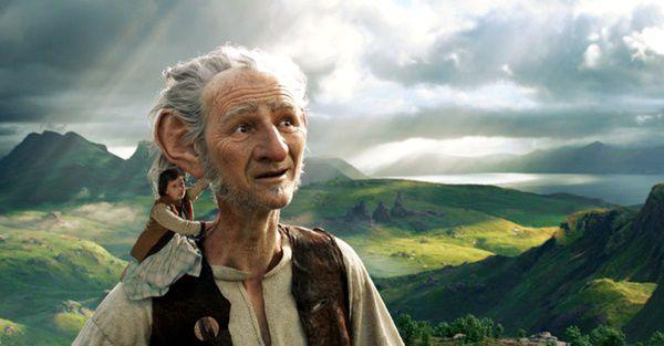 Film: Il Grande Gigante Gentile. Steven Spielberg e il potere dei sogni