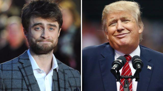 Daniel Radcliffe paragona Trump a Voldemort: Non è meno cattivo di lui