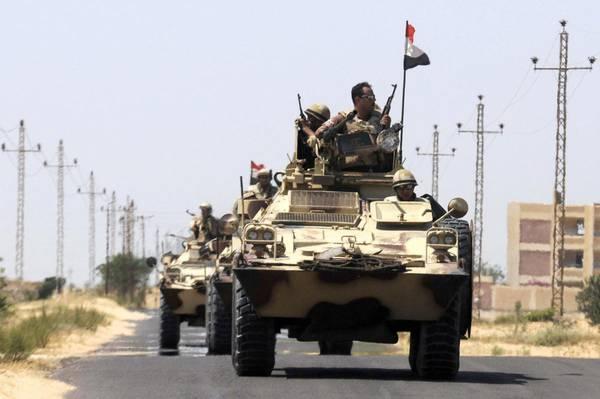Egitto: Stato Islamico (IS) rivendica attacco nella Penisola del Sinai che ha ucciso 23 soldati » Gu