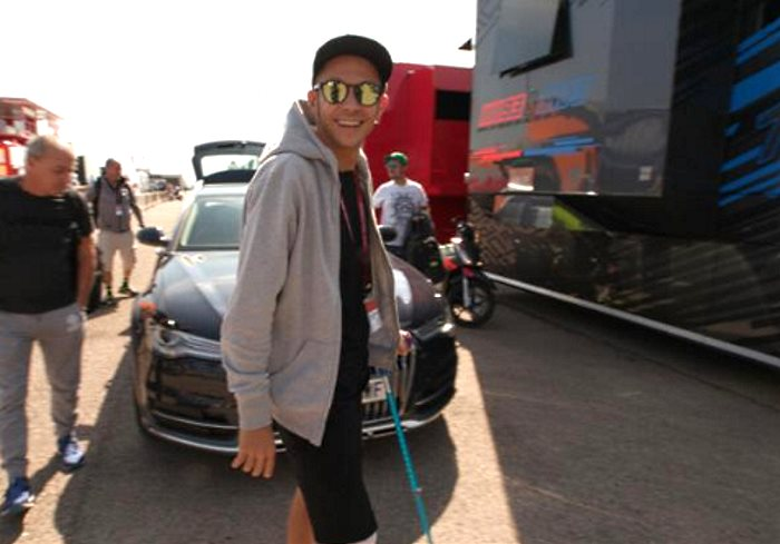 Rossi riceve l'OK per correre ad Aragon e domenica potrebbe essere di nuovo al via