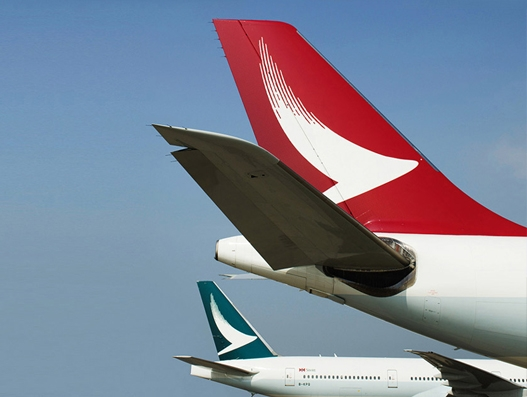 Cathay Pacific's cargo business continues to see positive growth in March | Air Cargo