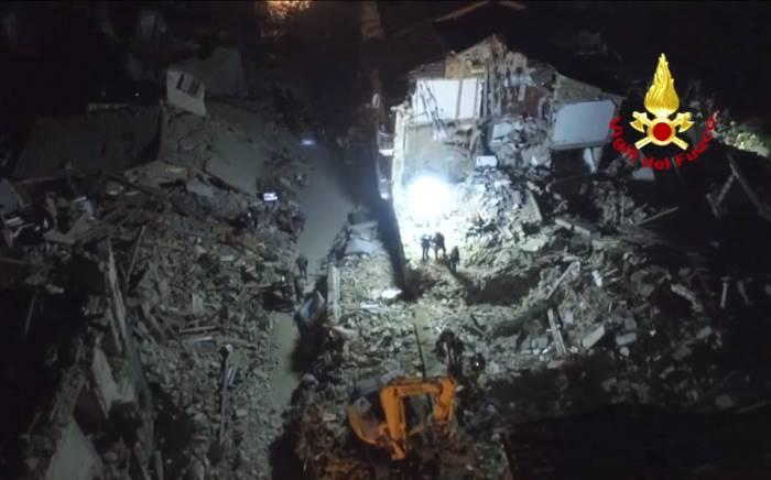 È arrivato a 281 il numero dei morti del terremoto del 24 agosto