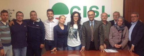 Rosario Cottonaro è stata eletto Presidente Anolf Enna