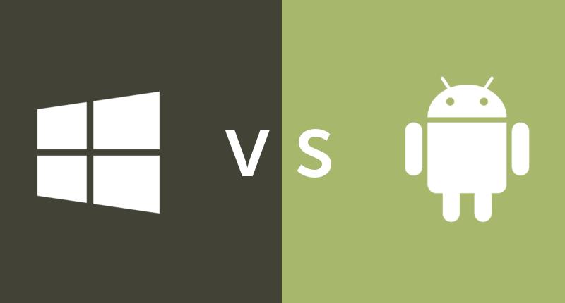 Microsoft vs Google - Fuchsia vs Windows 10: che la guerra abbia inizio! | Surface Phone Italia