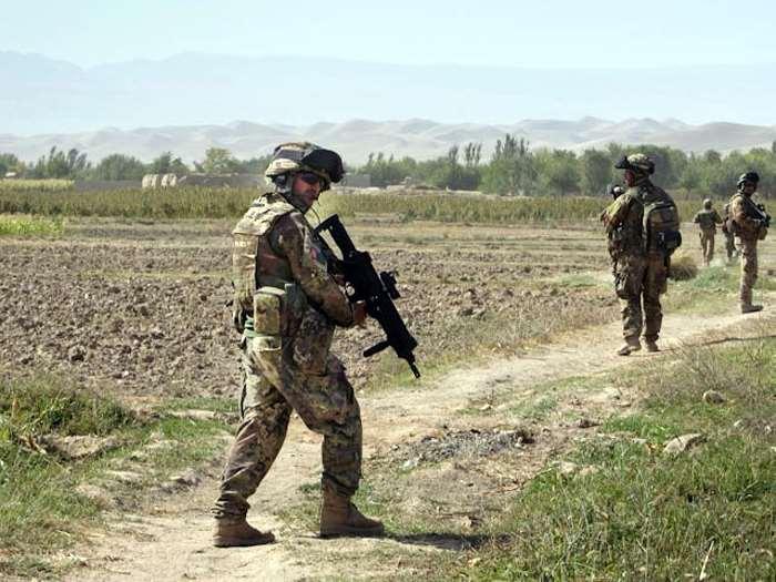 Afghanistan, militari italiani di nuovo dispiegati a Farah