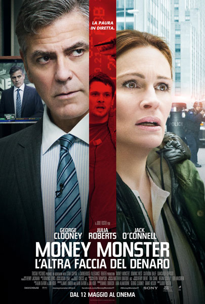 Recensione del film MONEY MONSTER di Jodie Foster