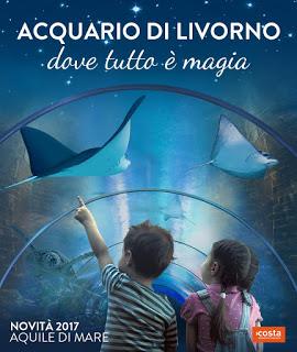 Biglietti Acquario di Livorno 2017 Scontati