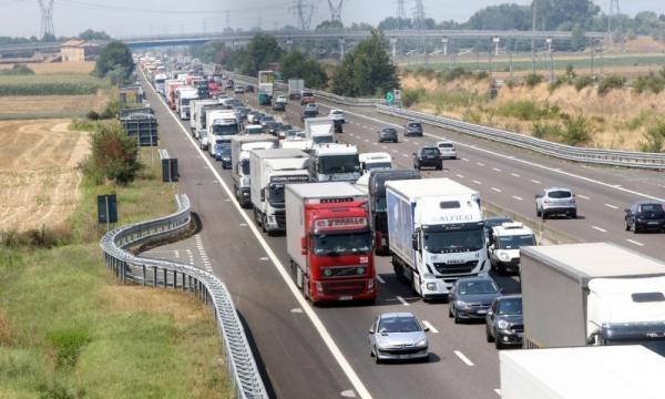 Incidente Cosenza: chiusa l'Autostrada A3 Salerno - Reggio Calabria