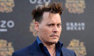 """Johnny Depp, un pirata """"spendaccione"""" quasi al verde"""