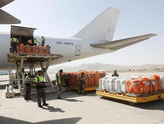 New India-Afghan air freight corridor strengthens the ties