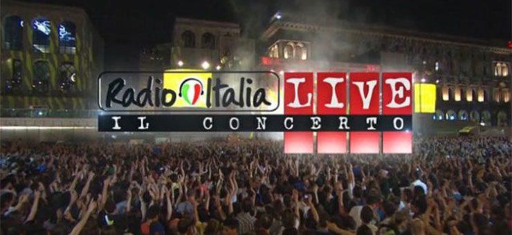 Radio Italia Live Il Concerto 2017: Emma, Amoroso, Giorgia, Lorenzo Fragola,…