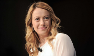 Fiocco rosa per Giorgia Meloni, la leader di Fdi è diventata mamma di Ginevra!