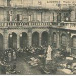 Foto antiche di Lourdes
