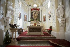 Enna. 2° anniversario dedicazione della Chiesa del SS. Salvatore