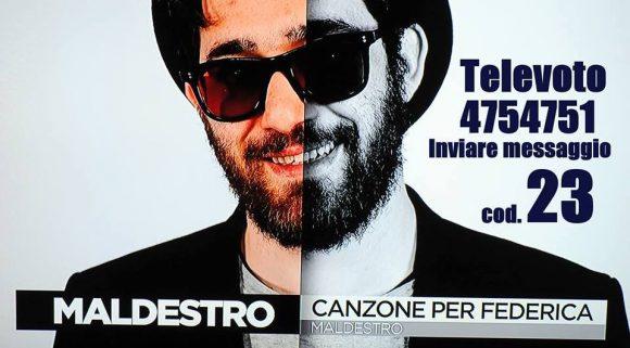 Sanremo 2017. Oggi Castelvetrano tifa per Maldestro