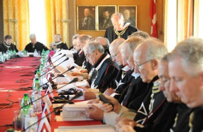 Ordine di Malta, Lourdes e riforma costituzionale
