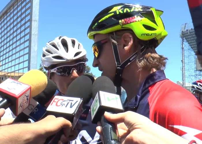 Davide Nicola mantiene la promessa ed inizia il suo giro d'Italia da Crotone a Vigone