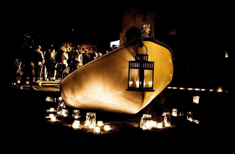 Sabato 27 Agosto Vallerano in festa, con la suggestiva Notte delle Candele