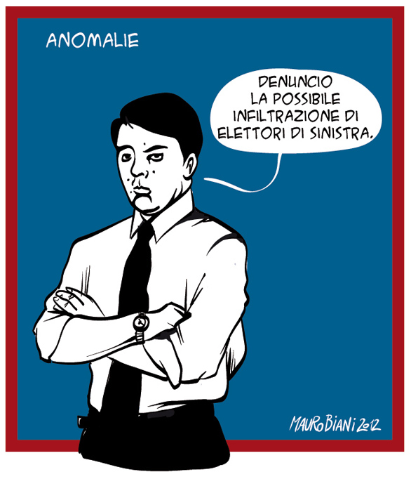 L'intervista a Renzi