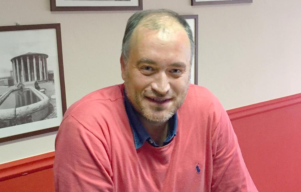 Luca Pomponi Imprenditore Deluso dal Calcio