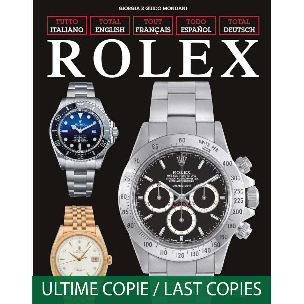 Per conoscere tutti i modelli Rolex moderni e d'epoca