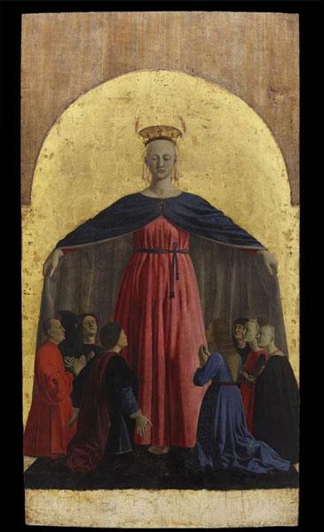 La Madonna della Misericordia è arrivata a Milano