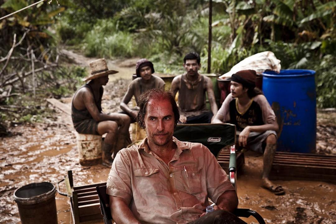 Gold - La grande truffa è un viaggio allegorico del sogno americano, con un grande Matthew McConaughey