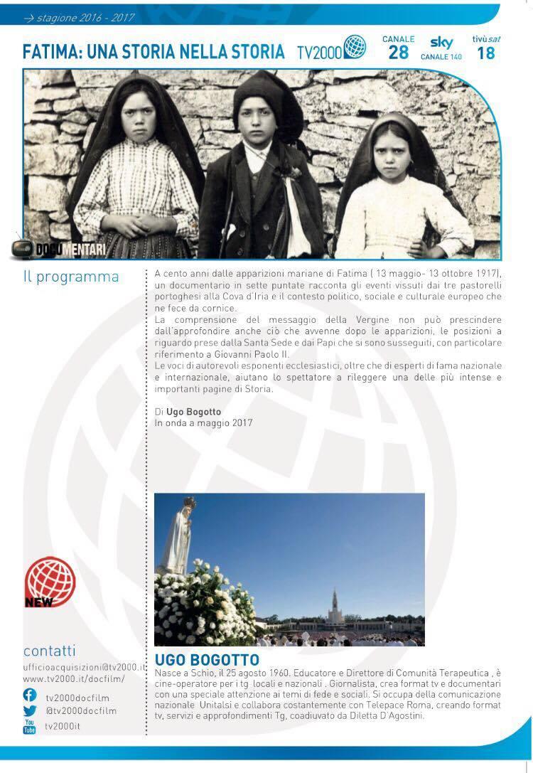 Fatima: una storia nella storia