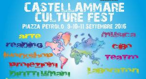 """""""Castellammare Culture Fest"""": scambio culturale tra i popoli"""