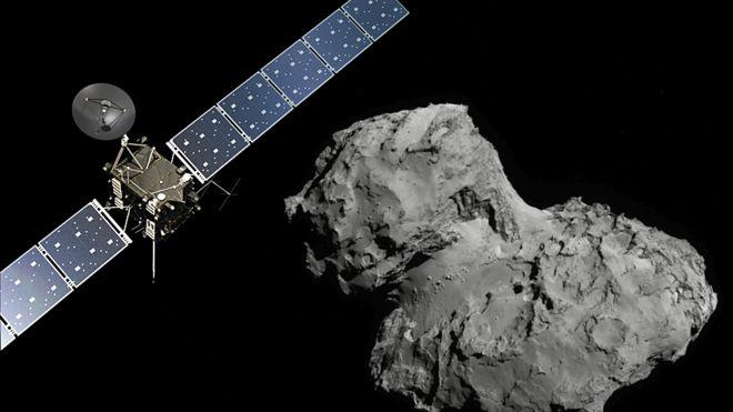Dopo 12 anni Rosetta conclude la sua missione nello spazio