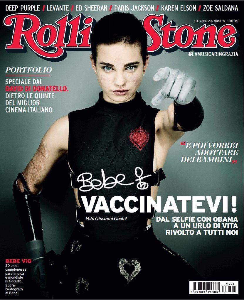 Marco Carra, l'appello di Bebe Vio: Vaccinatevi