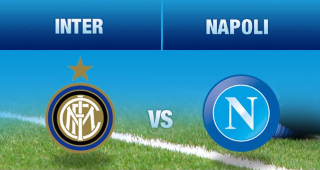 Serie A Inter-Napoli: Ultime dai campi e formazioni