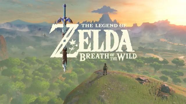 Zelda Breath of the Wild non sarà un titolo di lancio per Switch!