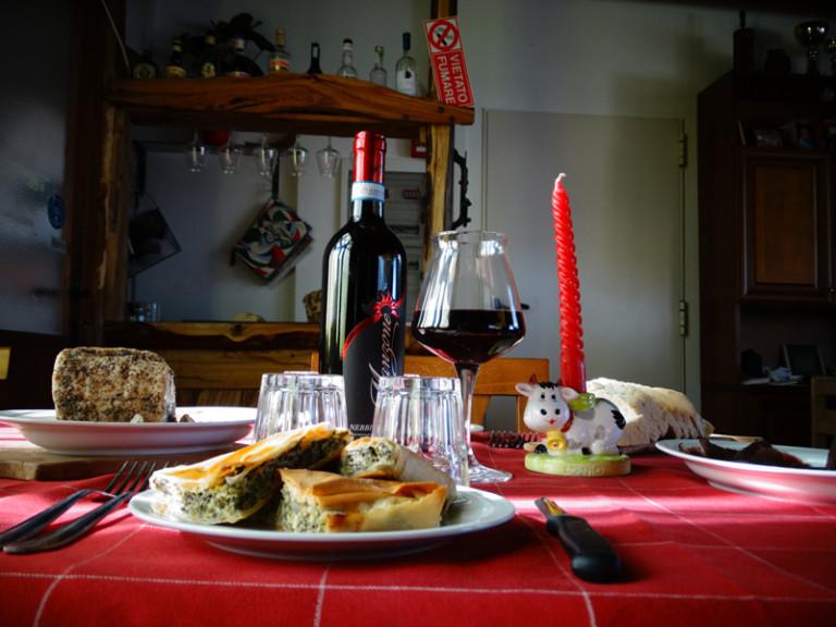 Il ristorante a km 0 a pochi passi da Portofino