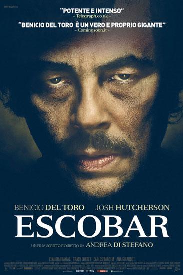 Recensione del film ESCOBAR con un immenso Benicio del Toro