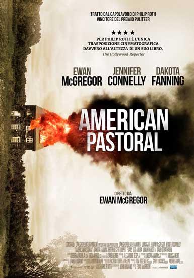 Dal libro al film: American Pastoral diretto e interpretato da Ewan McGregor