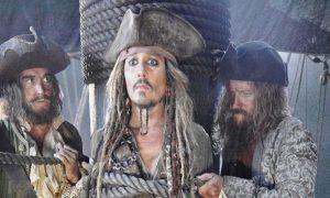 Pirati dei Caraibi 5: la fine di Jack Sparrow? Nuove foto dal set