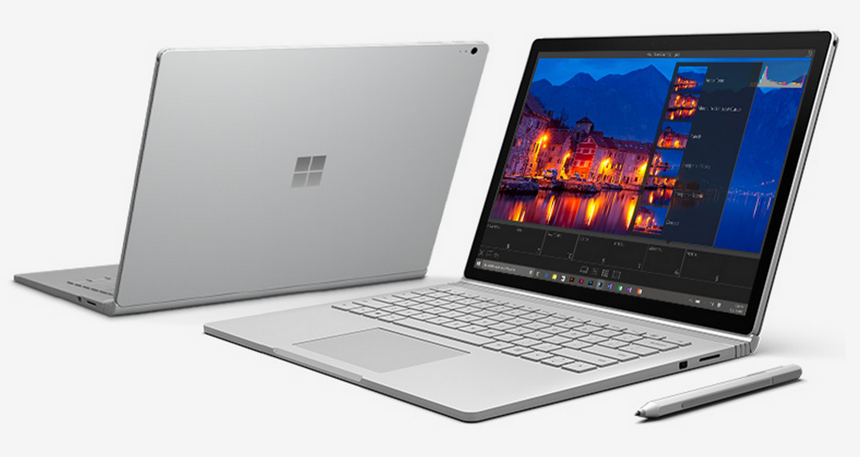 Surface Book e Surface Pro 4 ricevono un aggiornamento dei driver per il riconoscimento Windows Hello