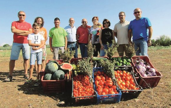 Castelvetrano, un orto per coltivare… legalità!
