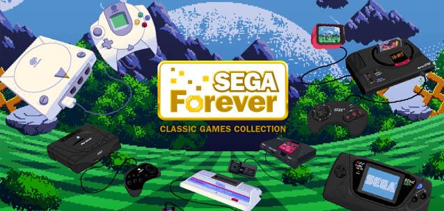 SEGA Forever – i vecchi classici arrivano su iPhone e Android!