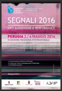 """Perugia, entra nel vivo la VI edizione di """"Segnali"""""""