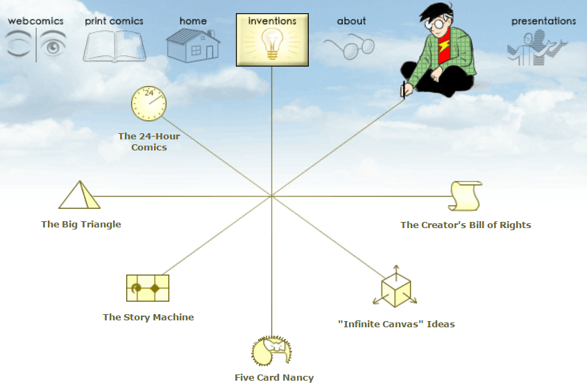 Il Web come tela infinita: #RefreshLiterature!
