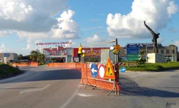 Riaperta al traffico parte di via Caduti di Nassiriya