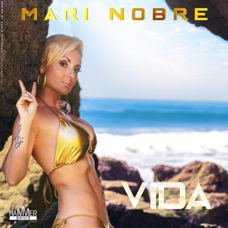 """""""Vida"""" il nuovo singolo di Mari Nobre"""