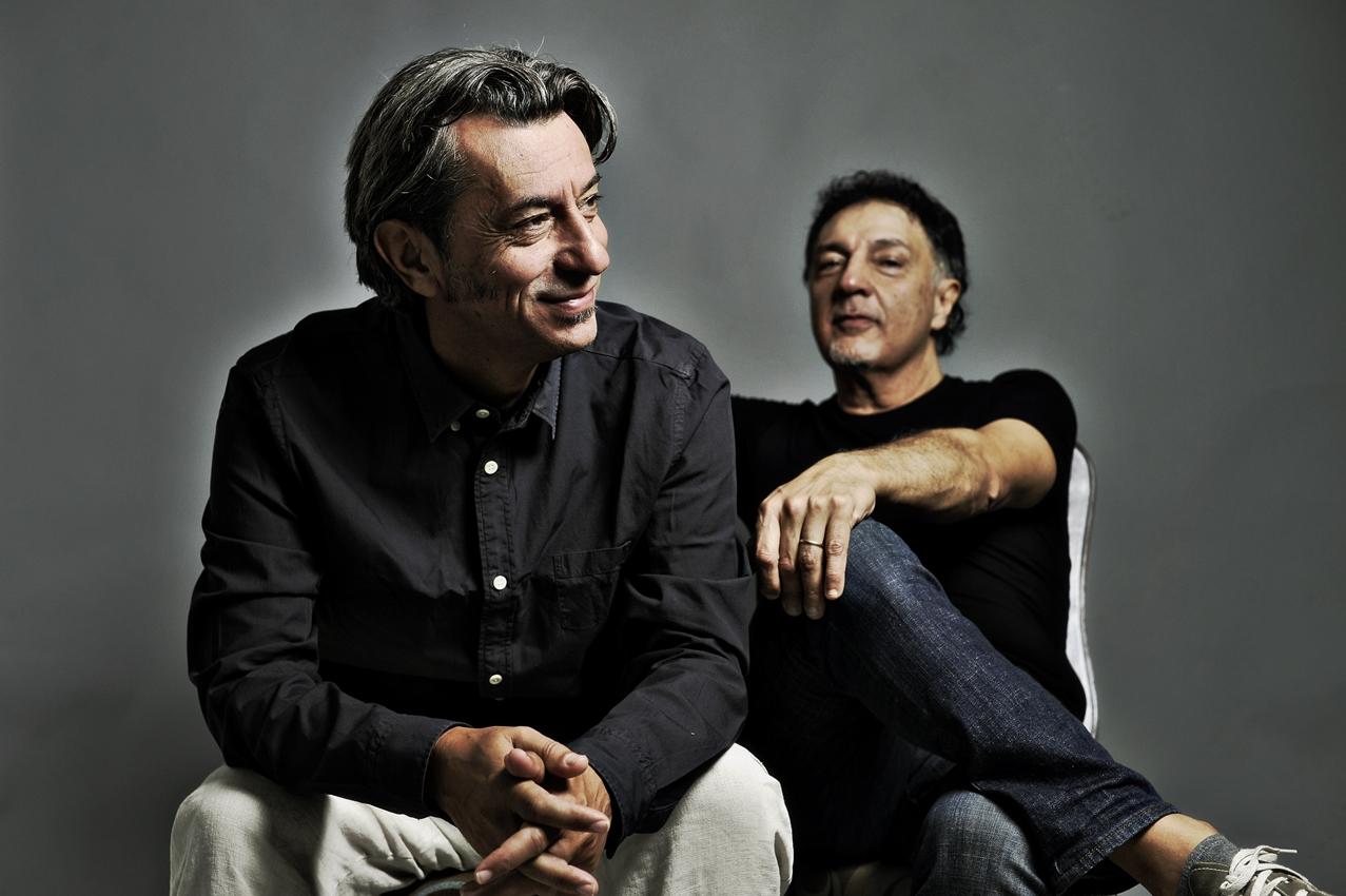 Pivio e Aldo De Scalzi: il doppio primo ciak