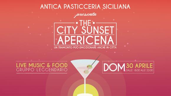 Musica live ed apericena all'Antica Pasticceria Siciliana